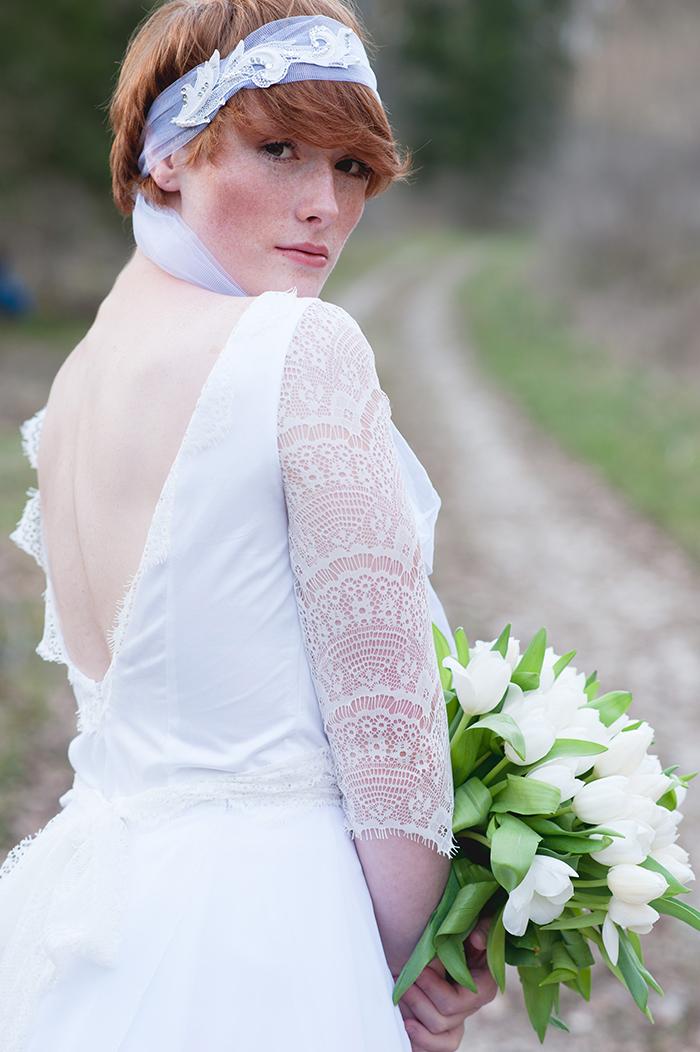 Brautkleid mit Spitze (86)