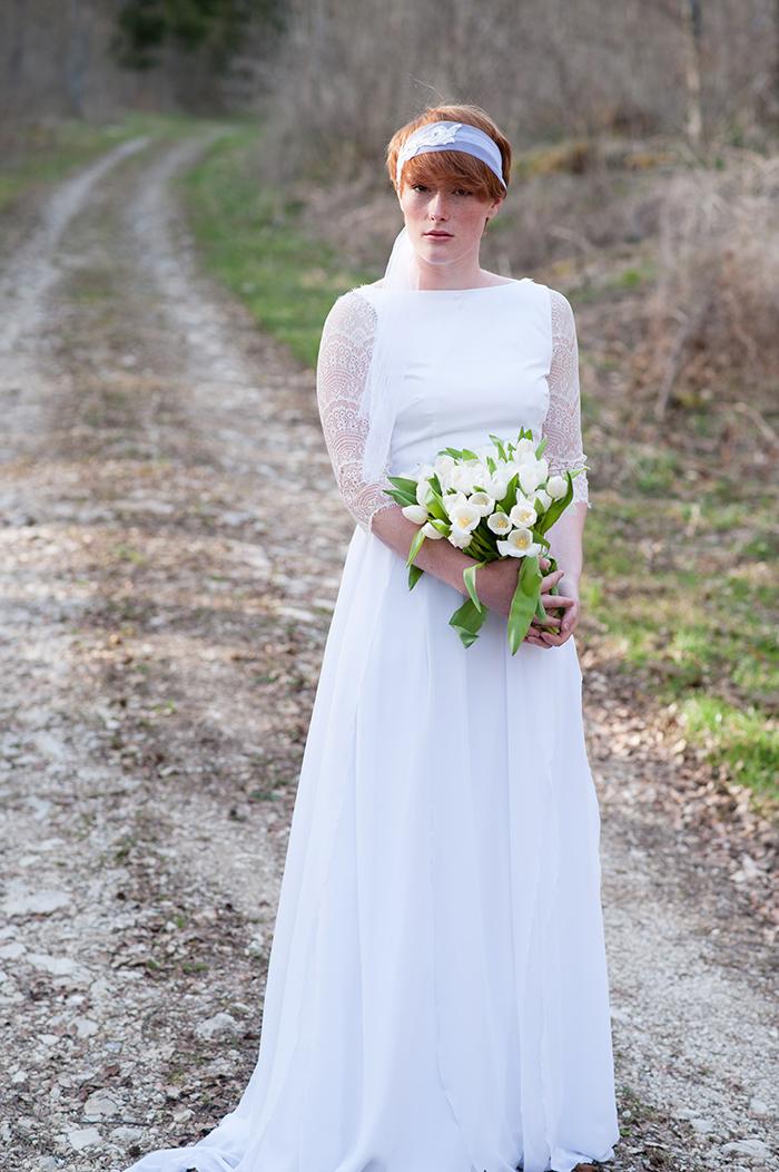 Brautkleid mit Spitze (93)