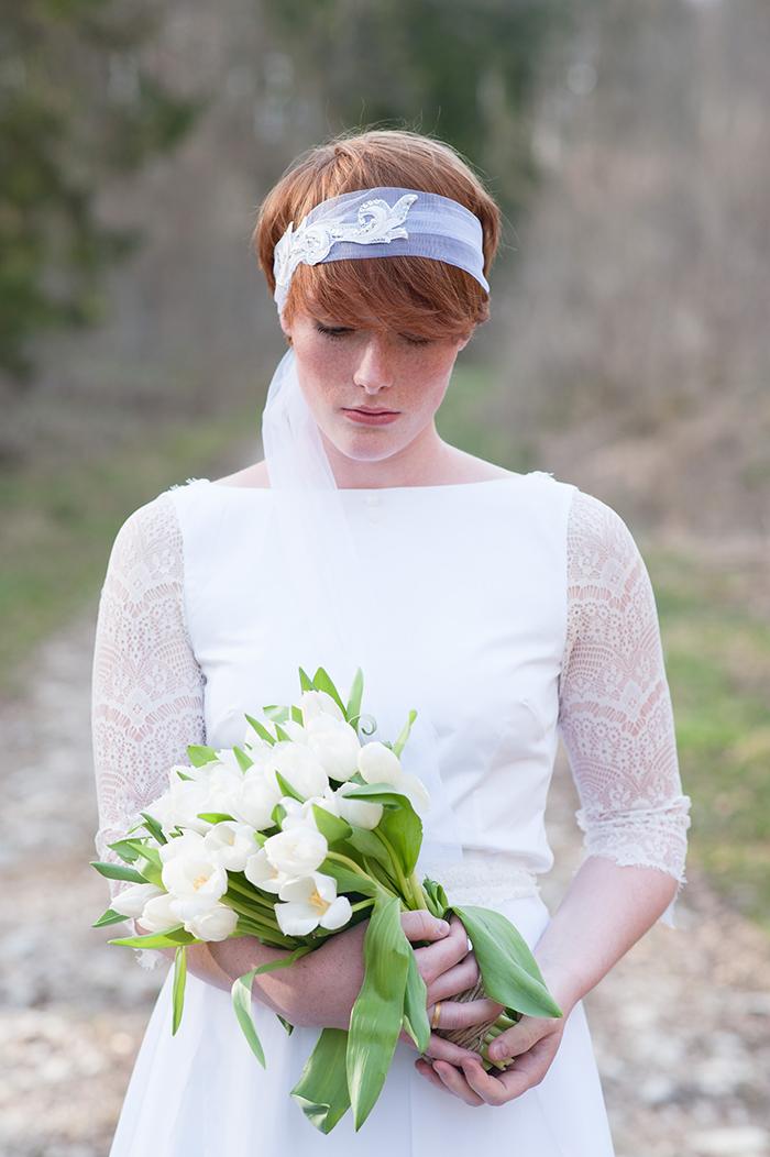 Brautkleid mit Spitze (95)