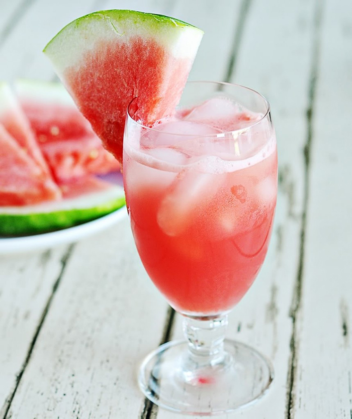 Cocktail Vodka Wassermelone