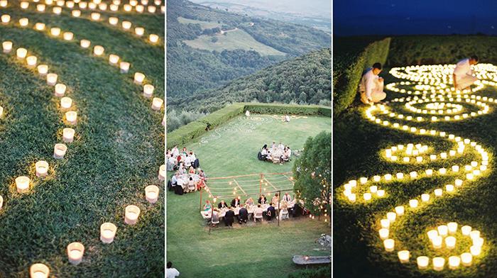 Kerzenideen Hochzeit (2)