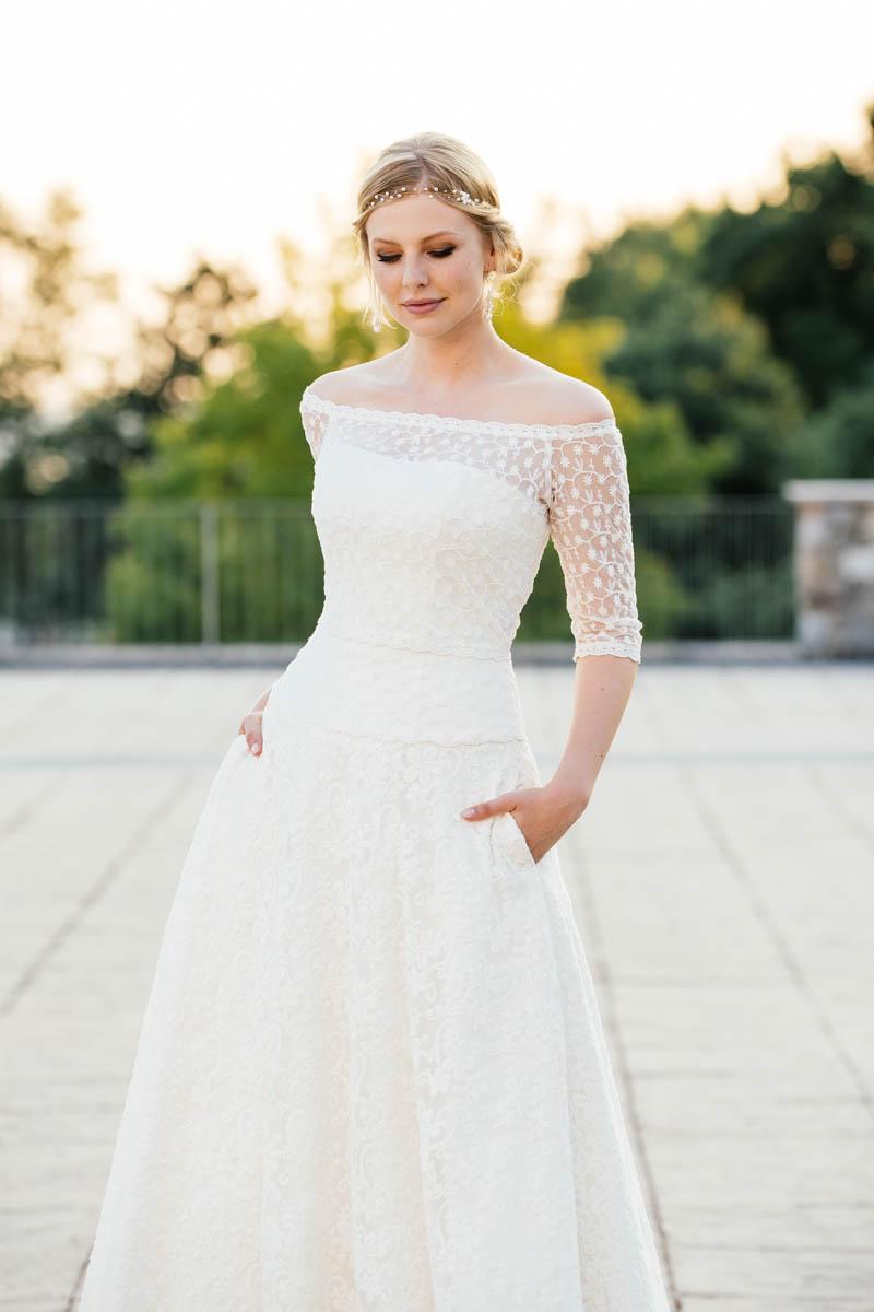 Küss die Braut | Friedatheres.com
