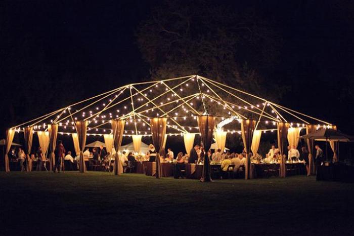 Lichterketten Hochzeit (5)
