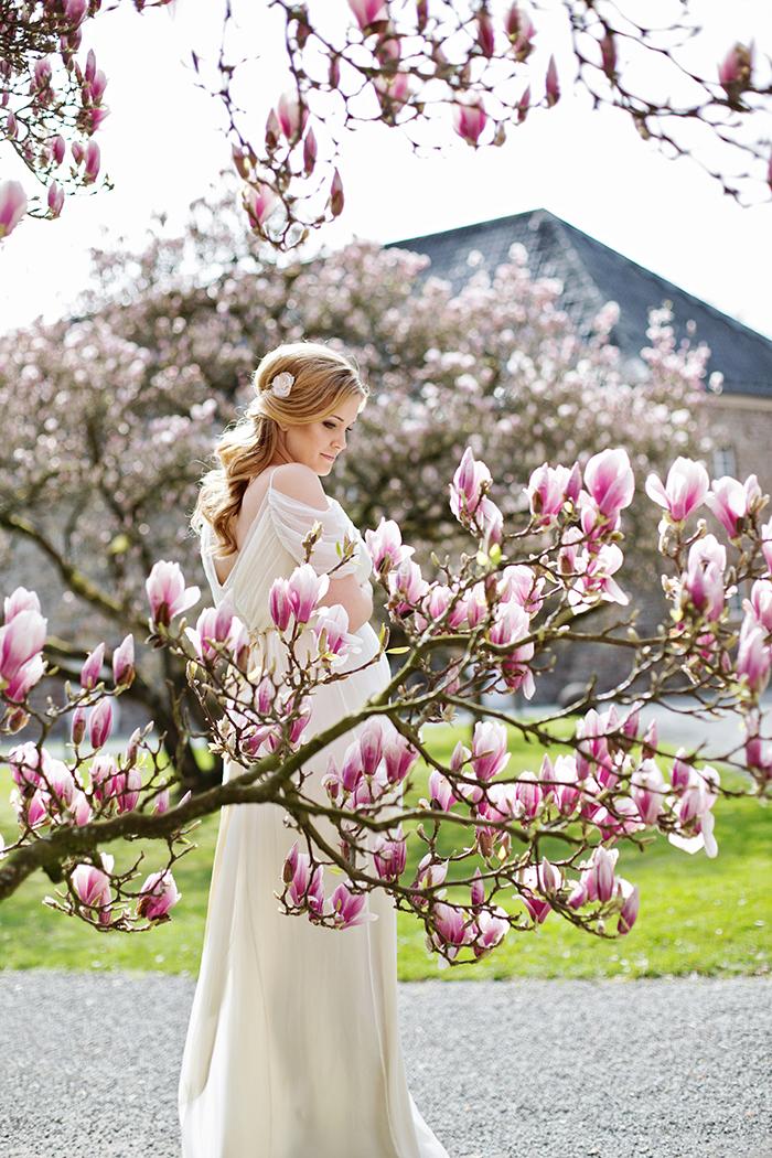 Magnolien Hochzeit (8)