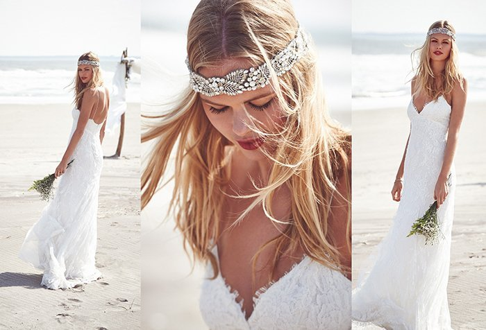 Zauberhafte Brautmode Von Shopbop Friedatheres Com