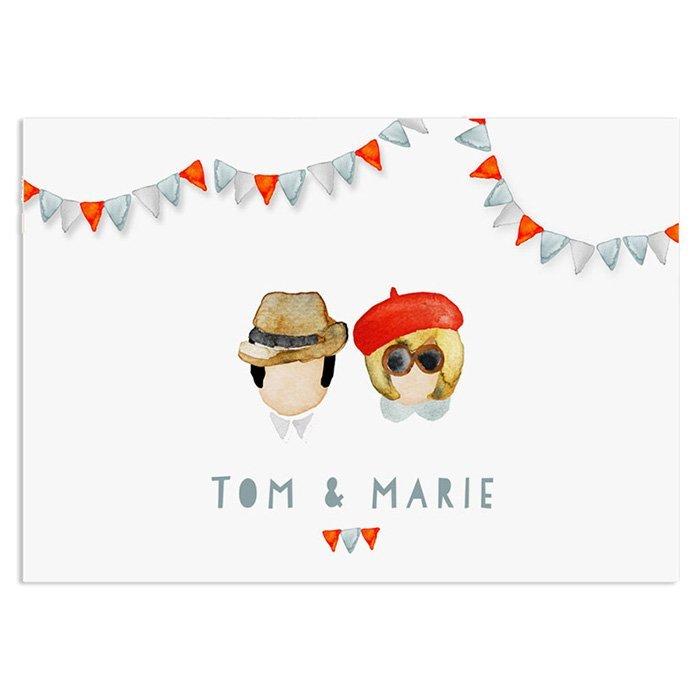 Einladungskarten Hochzeit (1)