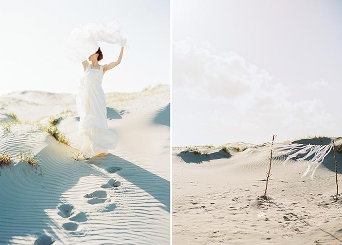 Hochzeit Strand Weiss grau(142)
