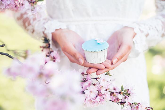 Hochzeit rosa Kirschblueten (19)