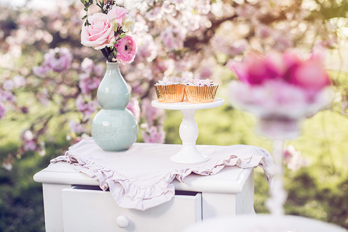 Hochzeit rosa Kirschblueten (21)