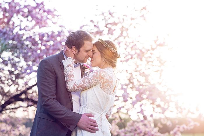Hochzeit rosa Kirschblueten (32)