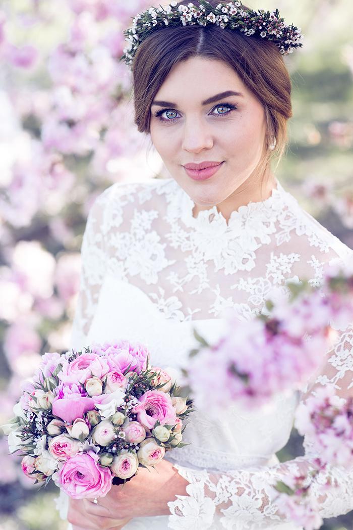 Hochzeit rosa Kirschblueten (47)
