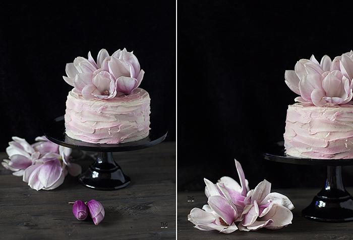 Torte Magnolien