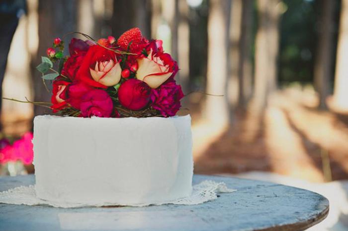 Torte rot