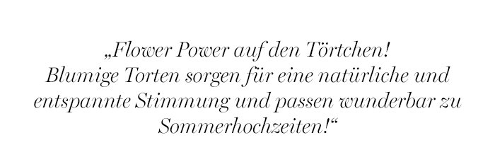 flower power torten