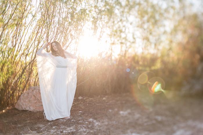 Brautkleid Elfenkleid (2)