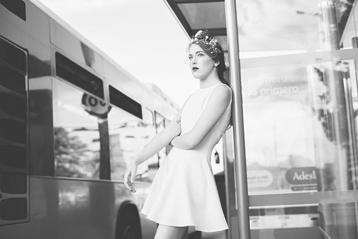 Brautkleid kurz (46)