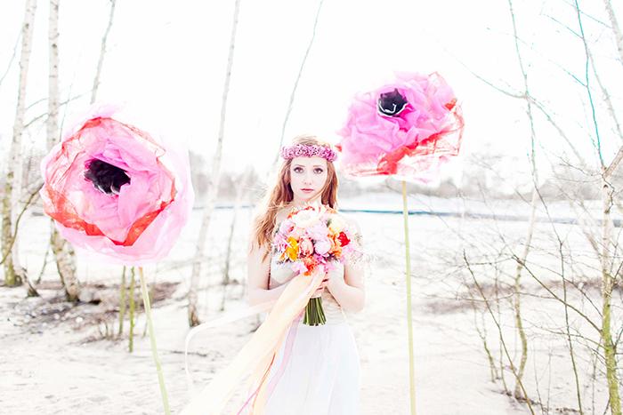 Hippie Hochzeit pink (69)