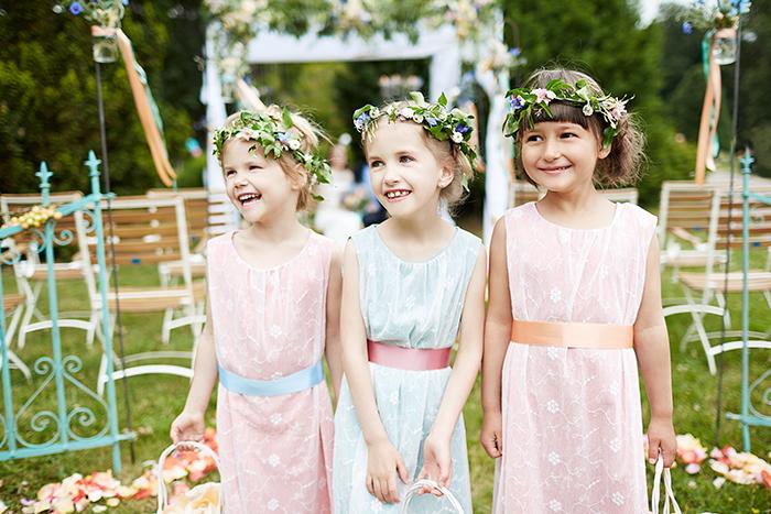 Blumenkinder Hochzeit (2)