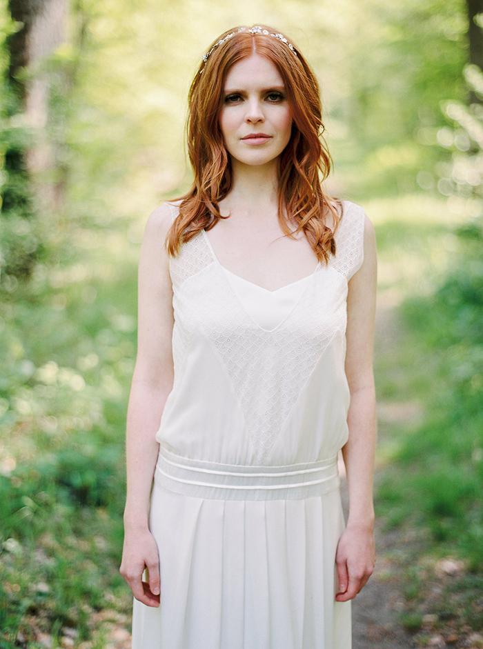 Brautkleid mit Spitze (2)