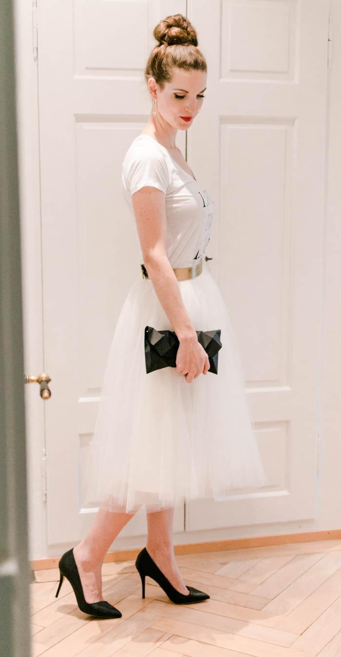 Hochzeit Kleid mit Tutu(27)