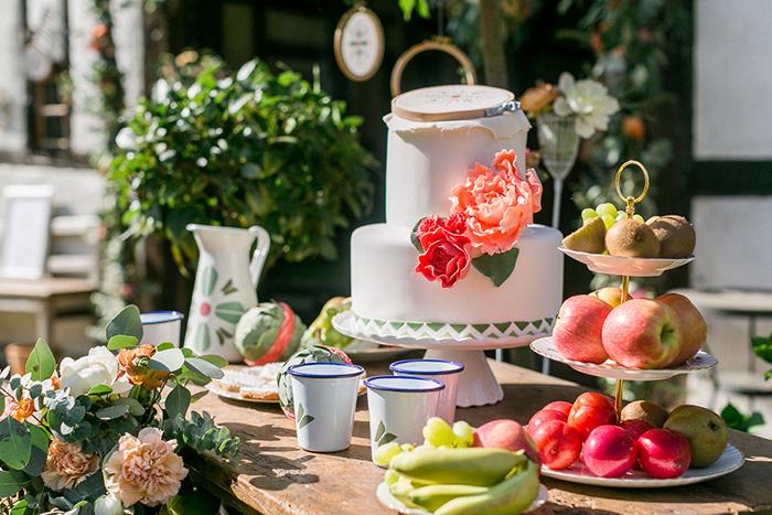 Rustikale Hochzeit (33)