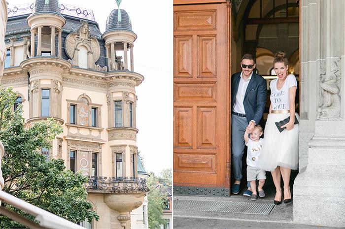 Standesamtliche Hochzeit In Zurich