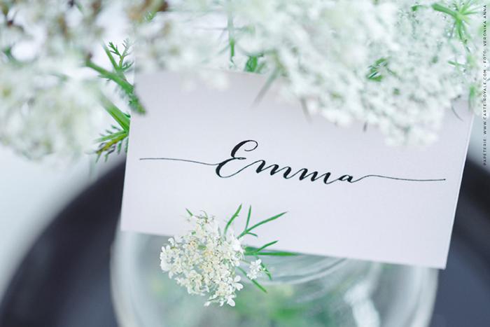 Papeterie zur Hochzeit