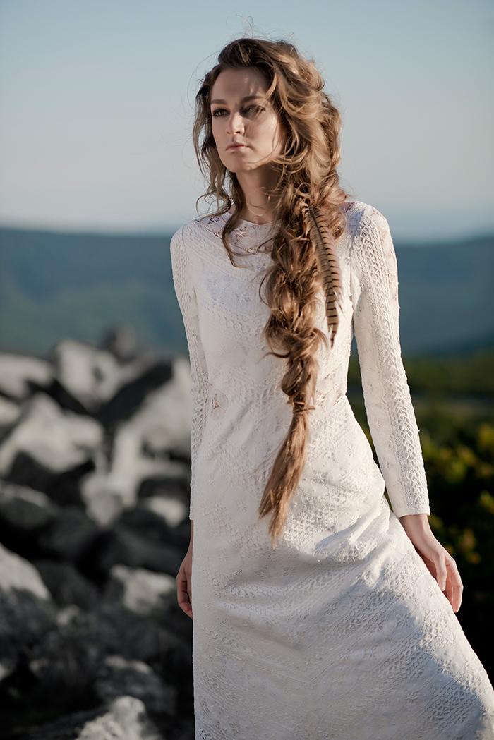 neue hippie brautmode von anna kara