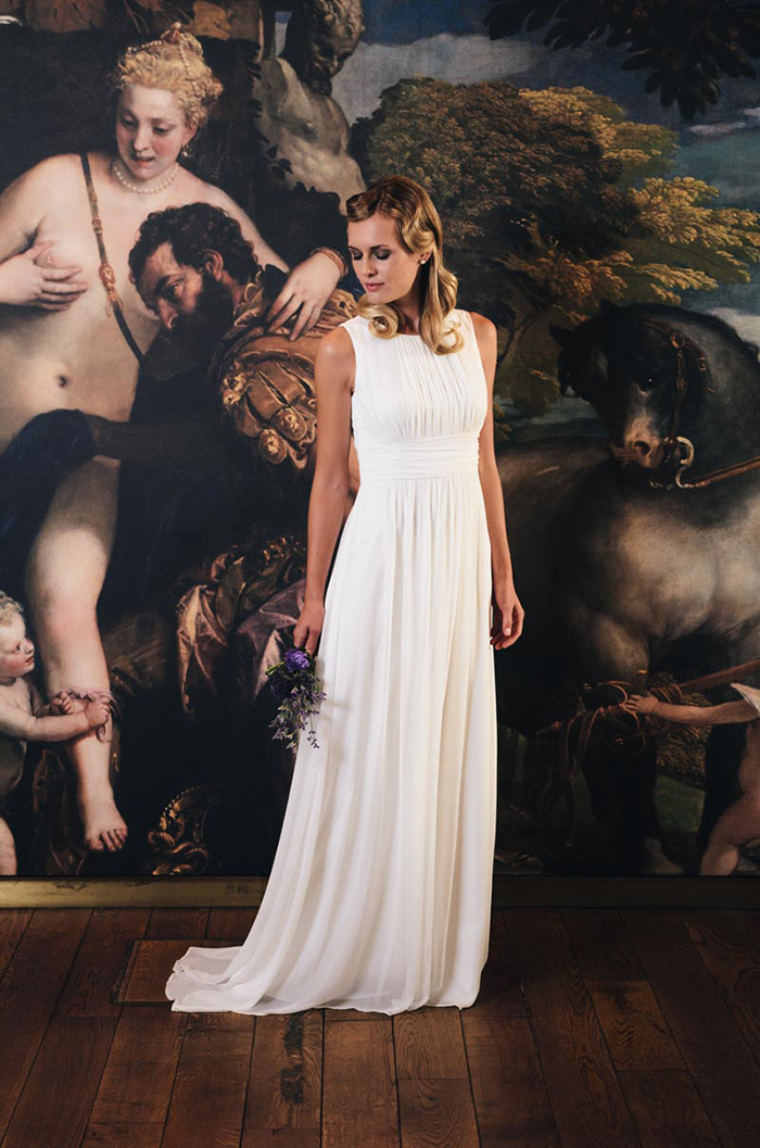 Brautkleid schlicht (1)