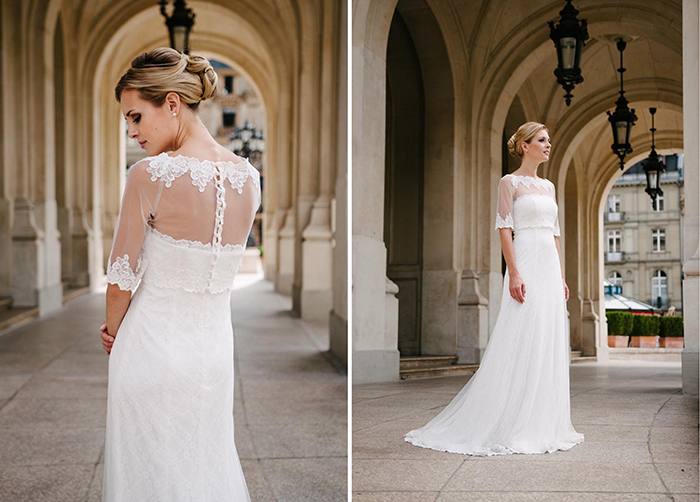 Kuss Die Braut Brautmode 2016