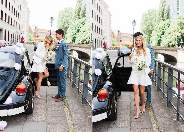 Standesamtliche Hochzeit In Berlin
