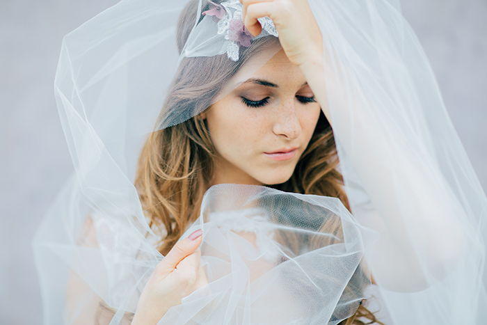 Schleier Braut (1)