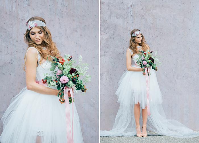 Brautkleid Hochzeitskleid Vorne Kurz Hintan Lang Standesamt Pictures ...