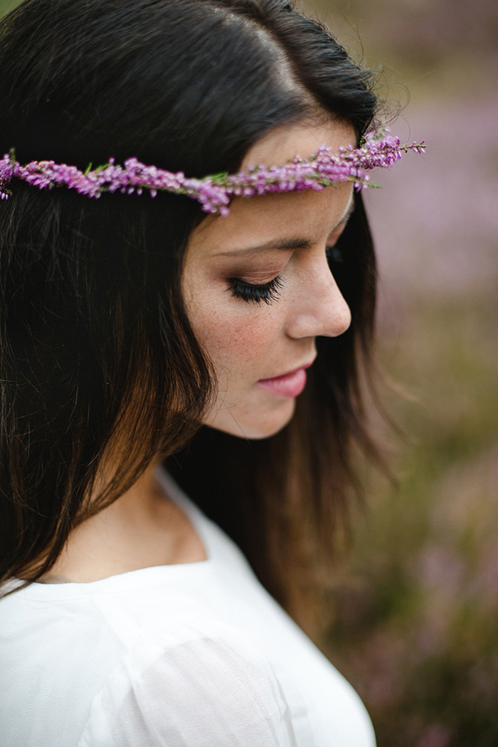 lila blumenkranz braut (4)