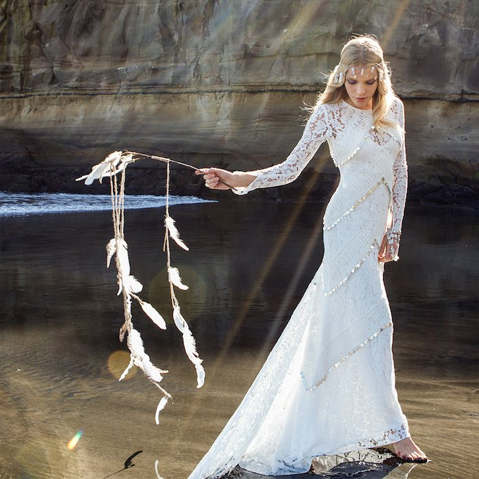 Brautkleid Boho (5)