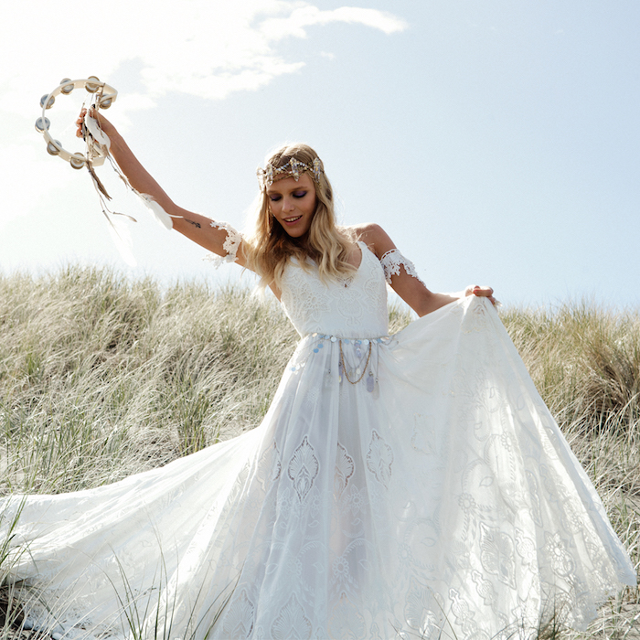 Brautkleid Boho (8)