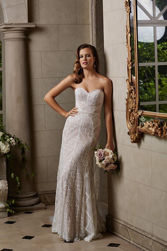 Brautkleid elegant (1)