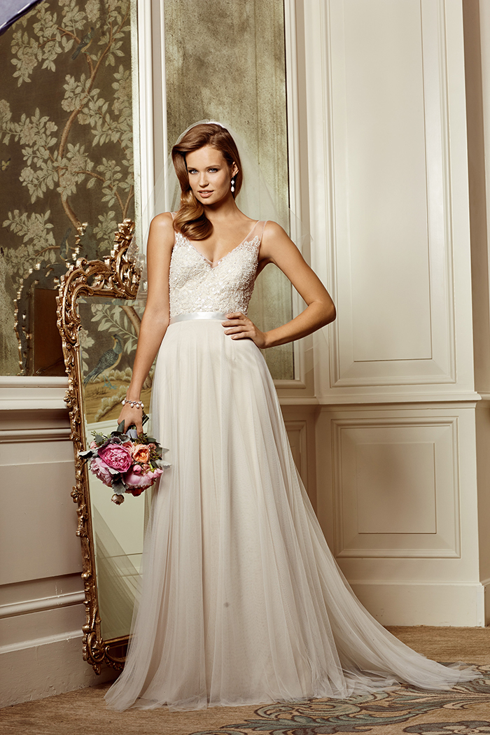 Brautkleid elegant (5)