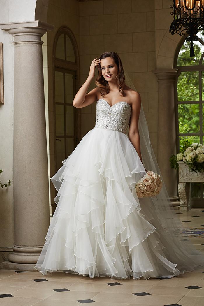 Brautkleid elegant (7)
