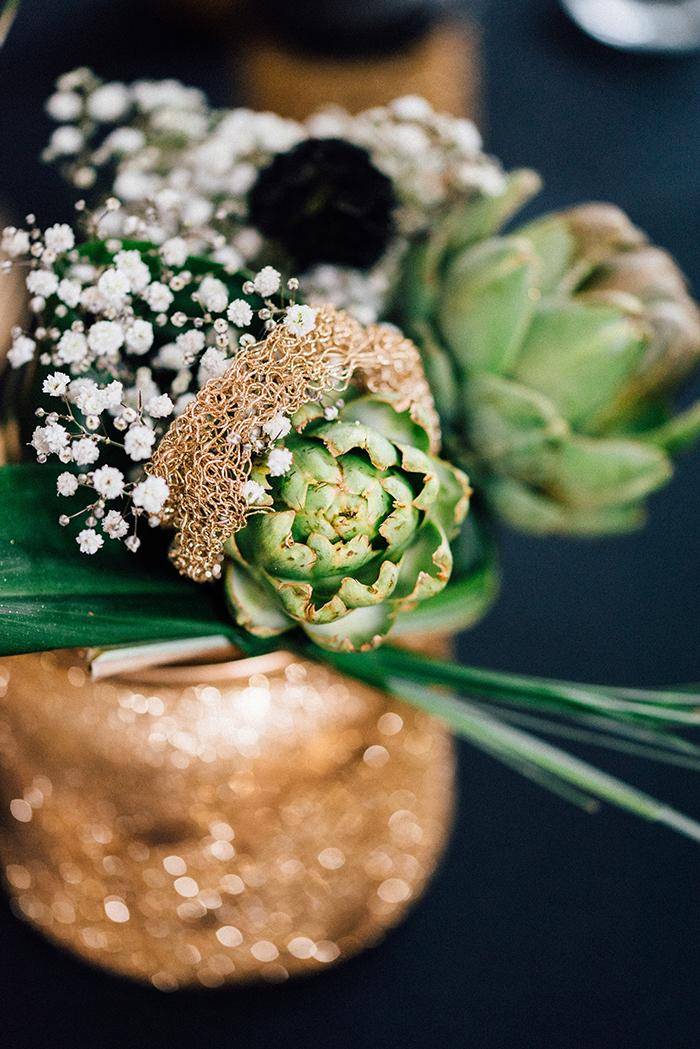 Hochzeit goldene Deko (3)