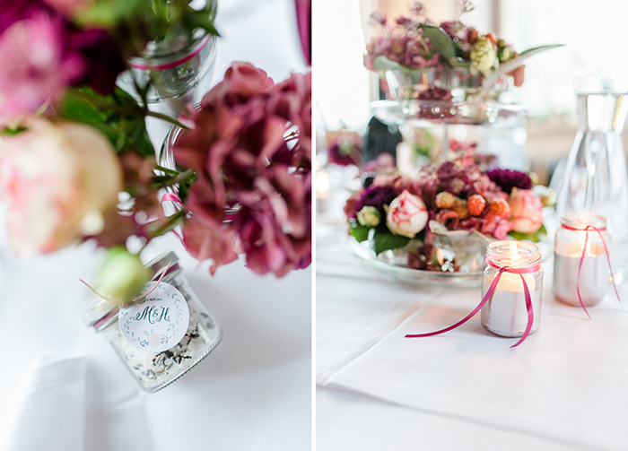 Hochzeit In Beerenfarben Friedatheres Com