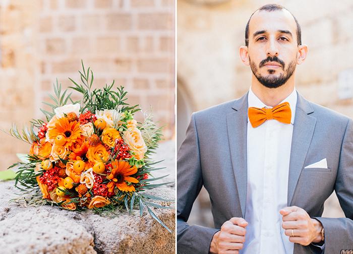 Hochzeitsdeko Orange (125)