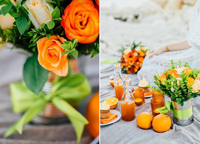 Hochzeitsdeko Orange (130)