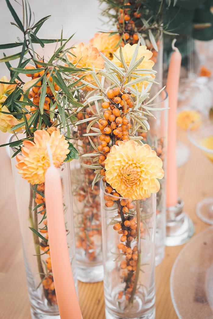 Hochzeitsdeko Orange (4)