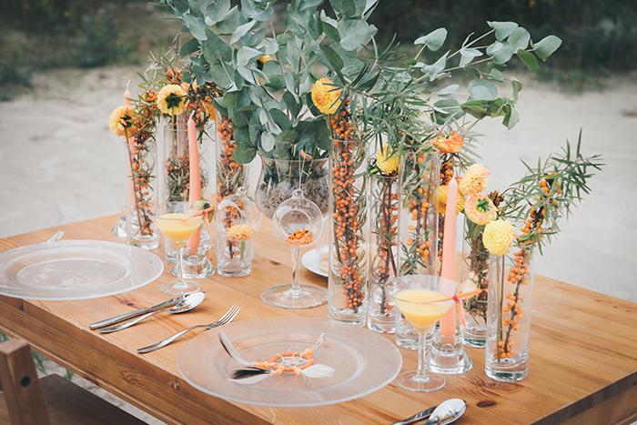 Hochzeitsdeko Orange (5)