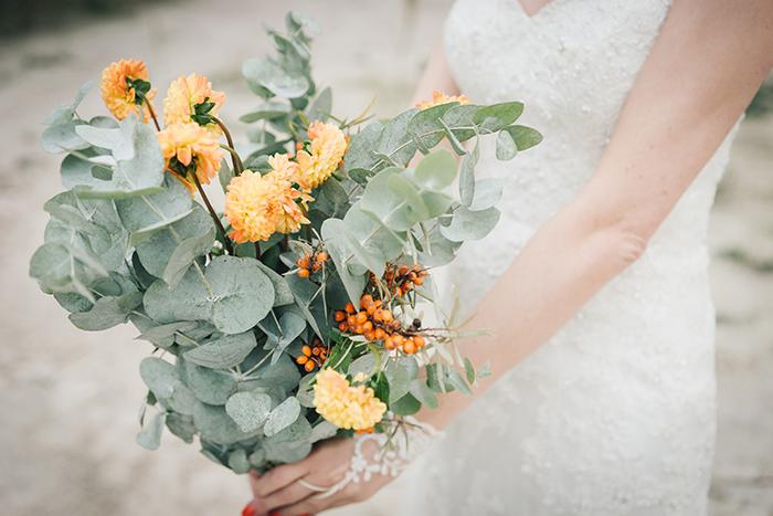 Hochzeitsdeko Orange (8)