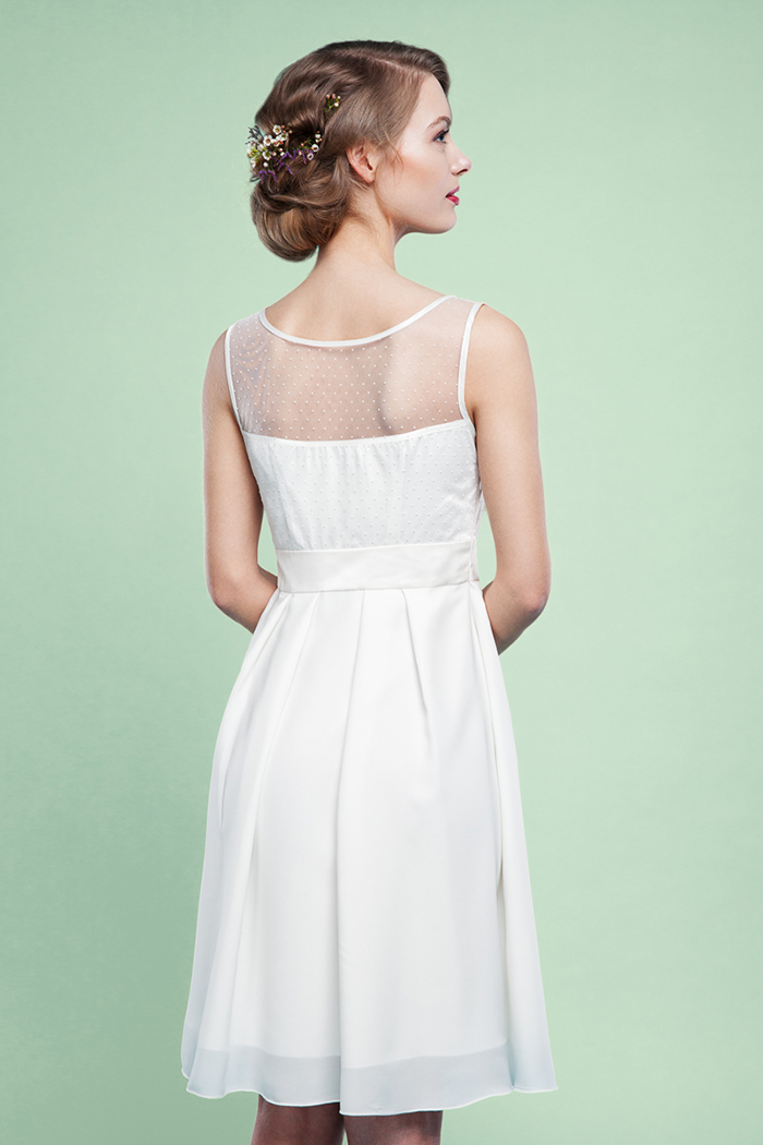 Brautkleid Standesamt (1)