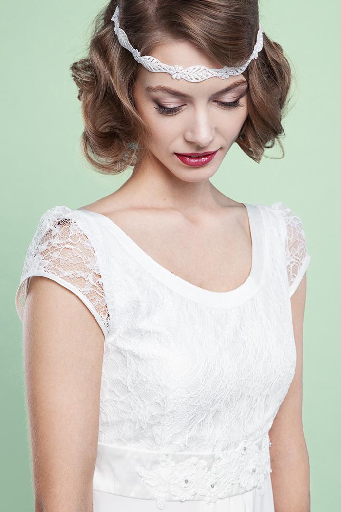 Brautkleid Vintagehochzeit (11)
