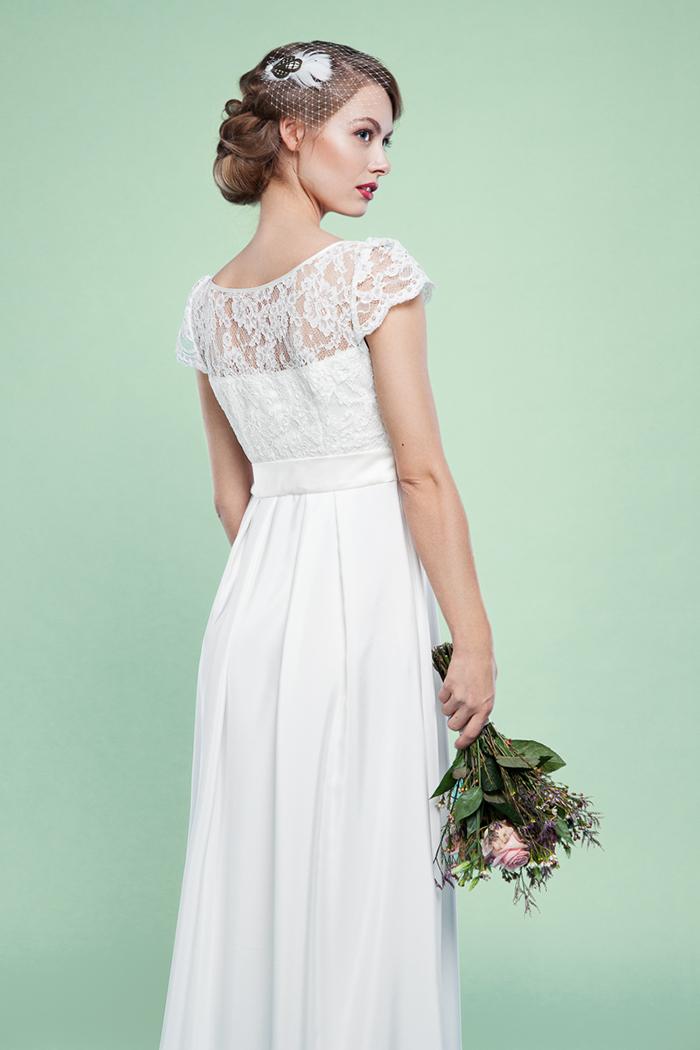 Brautkleid Vintagehochzeit (29)