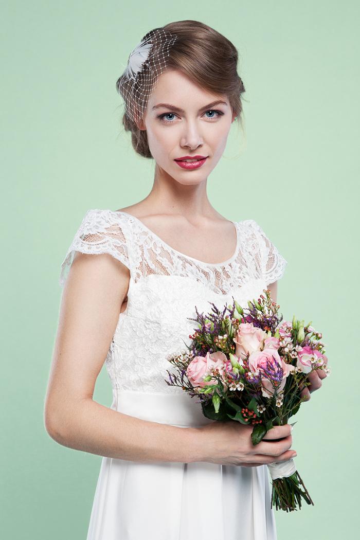 Brautkleid Vintagehochzeit (30)
